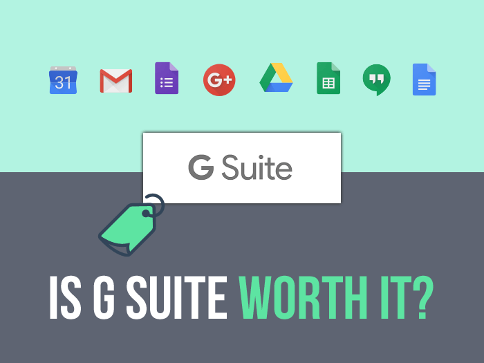Is G Suite Important For Small Business?