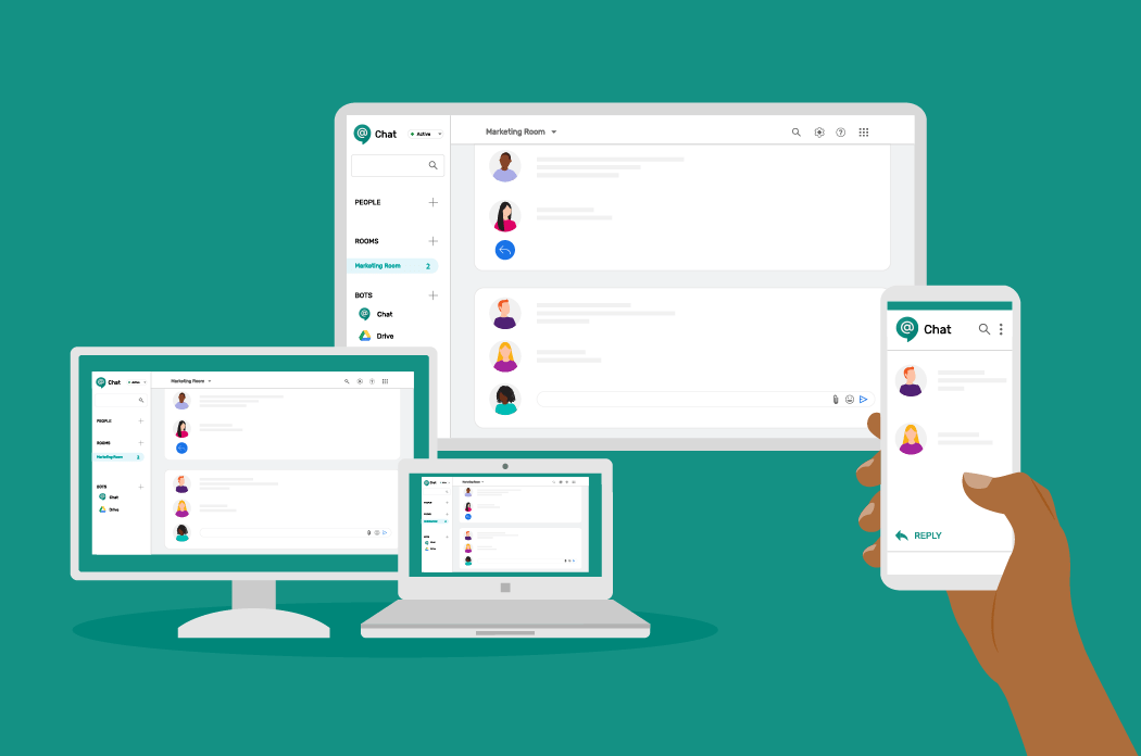 Google Chat as an Alternative to Slack