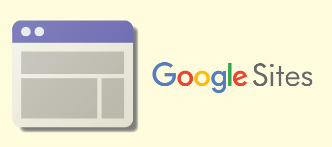 How to use Google Sites to create company Intranet Portal